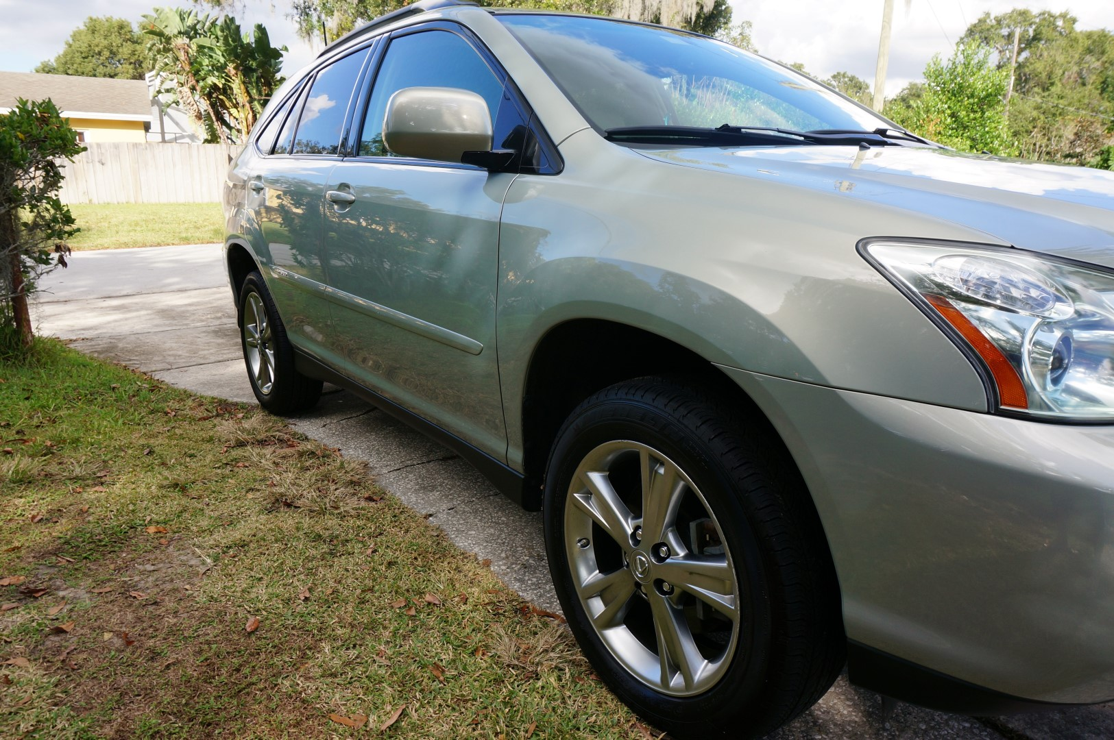 2007 lexus rx400h express detail orlando mobile auto detailer zen auto detailing. Black Bedroom Furniture Sets. Home Design Ideas